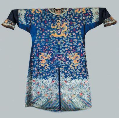 Grande robe-dragon