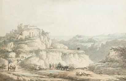 Claude Louis CHATELET (Paris 1753 - 1794)