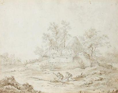 Jean-Baptiste LEPRINCE (Metz 1734 - Saint Denis du Port 1781)