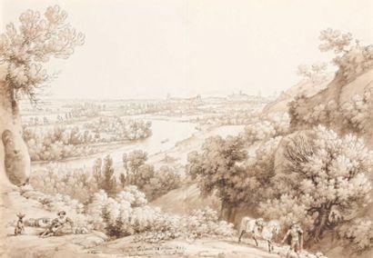 Louis François Baron LEJEUNE (Strasbourg 1775 - Toulouse 1848)