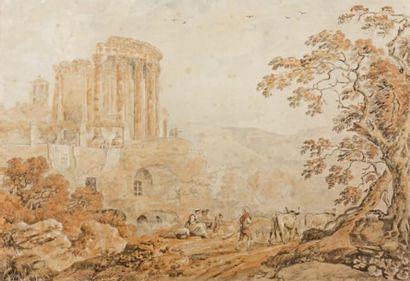 Franz KAISERMAN (Yverdon 1765 - Rome 1833)