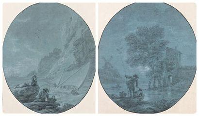 Simon Mathurin LANTARA (Oncy près Milly 1729 - Paris 1778)