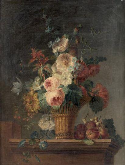 Ecole FRANCAISE du XIXème siècle, suiveur de Cornelis van SPAENDONCK