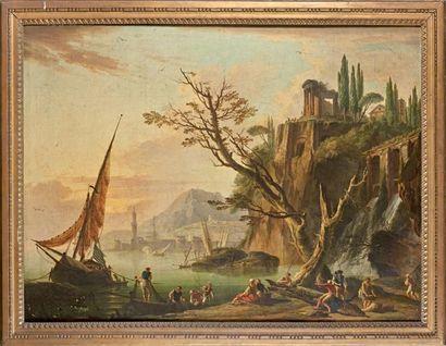 Charles François GRENIER, dit LACROIX de MARSEILLE (Marseille vers 1700 - Berlin? 1782)