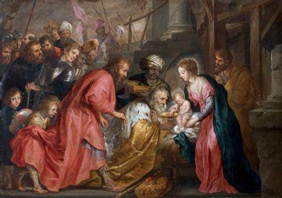 Balthazar BESCHEY (Anvers 1708 - 1776)