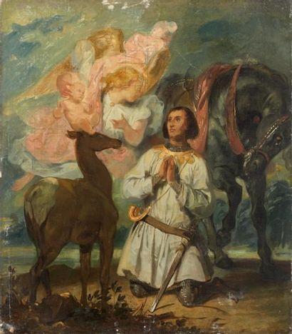 Eugène DEVERIA (Paris 1808 - Pau 1865)