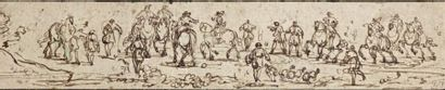 Israel SILVESTRE (Nancy 1621 - Paris 1691)