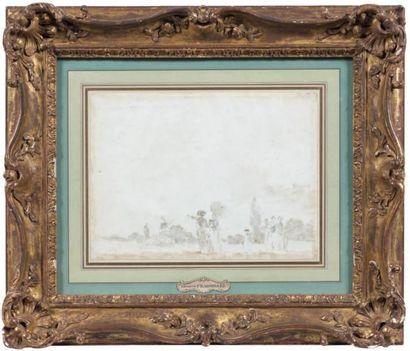 Jean Honoré FRAGONARD (Grasse 1732 - Paris 1806)