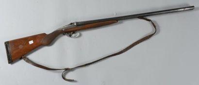 Fusil de chasse juxtaposé DARNE calibre 16....