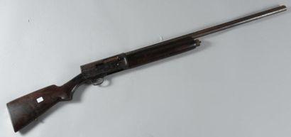 Fusil automatique Remington trois coups,...