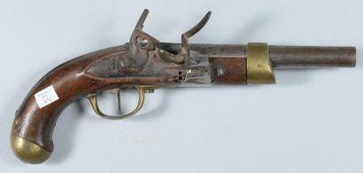 Pistolet de cavalerie modèle An XIII de la...