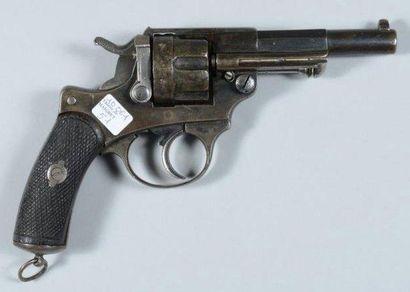 Revolver de type 1874, de type Macaire, avec...