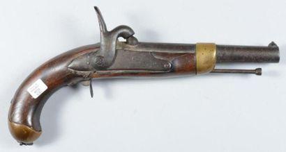 Pistolet de cavalerie modèle 1822 T bis ...