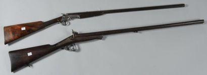 Petite carabine à percussion annulaire, calibre...