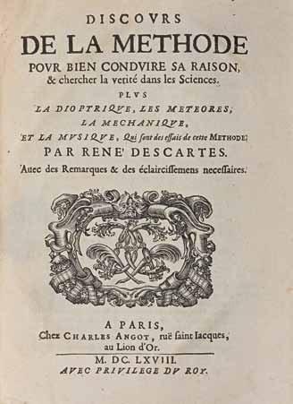 DESCARTES (René)
