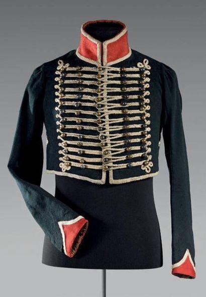 Dolman de garde d'honneur de la garde impériale...