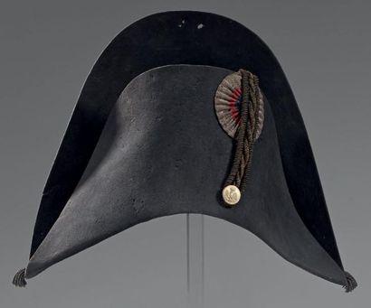 Bicorne d'officier de la garde impériale...