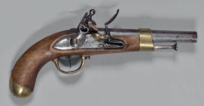 Pistolet de marine ou de cavalerie modèle...