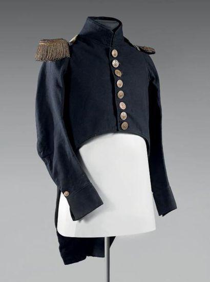 Habit d'officier d'infanterie, grenadier,...