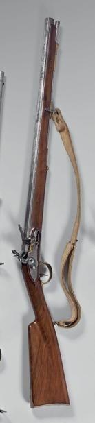 Carabine d'infanterie à silex modèle 1793,...