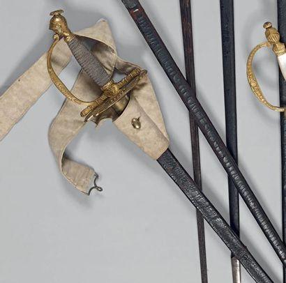 Épée d'officier général modèle du 1er vendémiaire...