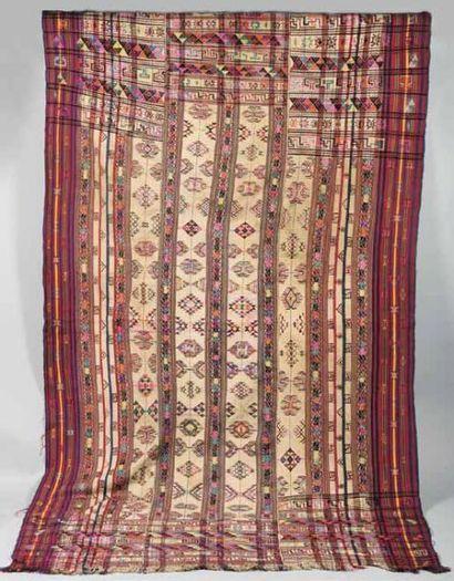 Robe de cérémonie à draper, (Kira ou Kushüthara),...