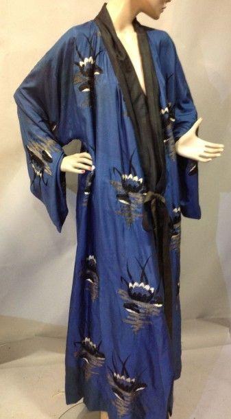 Déshabillé-kimono d'intérieur, Chine pour...