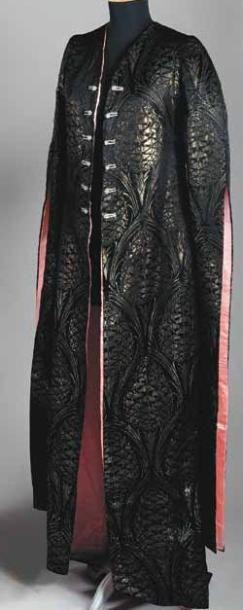 Manteau du soir d'inspiration Ottomane, vers...