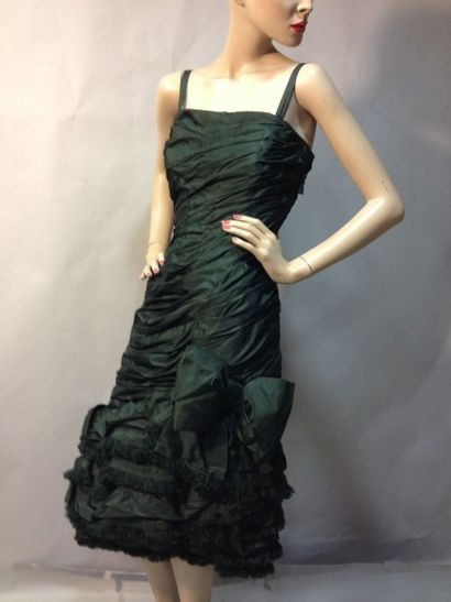 Robe du soir, Haute - Couture, vers 1958....