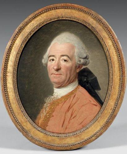 Attribué à Joseph Siffred DUPLESSIS (1725 - 1802)
