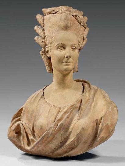 Gaëtan MERCHI (1747-1823) (attribué à)