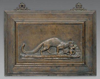 BARYE Antoine-Louis (24 septembre 1795- 25 juin 1875)
