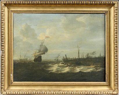 Jan Theunisz. BLANKERHOFF (Alkmaar 1628 - Amsterdam 1669)