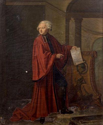 Ecole FRANCAISE du XVIIIème siècle, entourage de Marguerite GERARD
