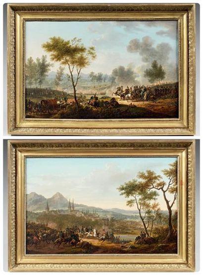 Jacques François Joseph SWEBACH, dit SWEBACH DESFONTAINES (Metz 1769 -Paris 1823)