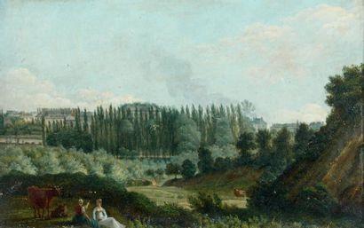 Attribué à Claude Edouard LAMBERT (Actif entre 1820 et 1848)