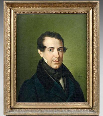 Germain Joseph HALLEZ (Frameries 1769 - Bruxelles 1840)