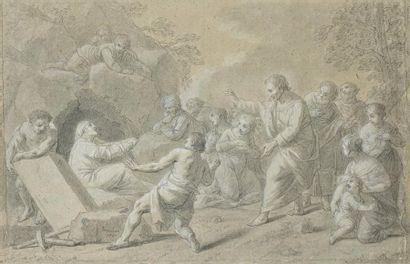 Etienne JEAURAT (Vermenton 1699- Versailles 1789)