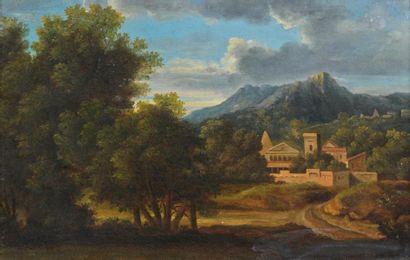 Attribué à Etienne ALLEGRAIN (1644- 1736)