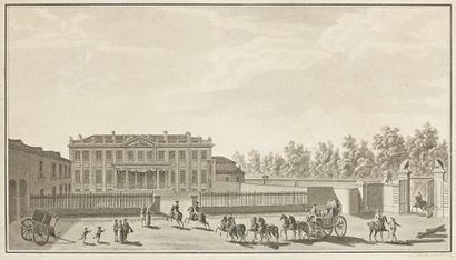 Pierre Alexandre PARISOT (Paris 1750 - Moscou 1820)