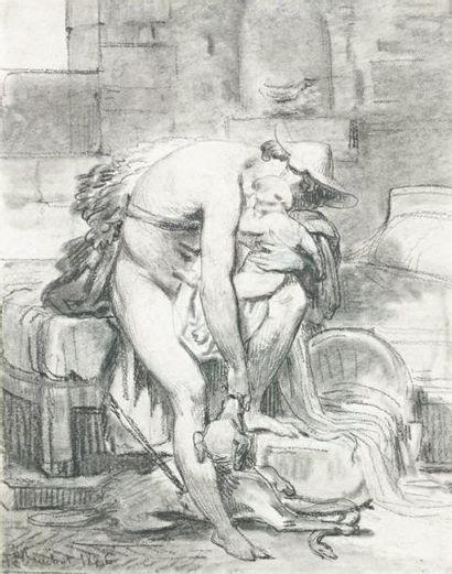 François BOUCHOT (Paris 1800 - 1842)