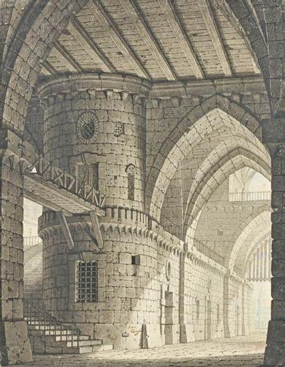 Giulio III QUAGLIO (Laino 1764- Munich 1801)