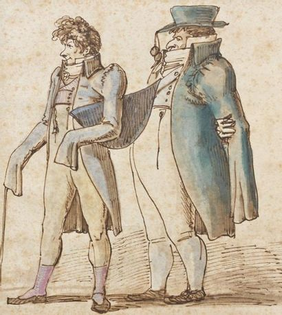 Thomas SERGEL (1740 - 1814)