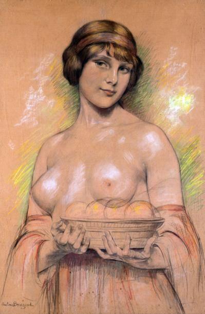 Gustave BRISGAND (1867 - 1944)