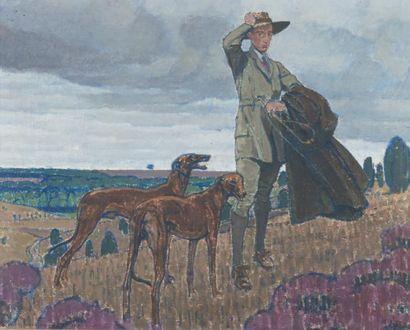 Bernard BOUTET de MONVEL (1881 - 1949)