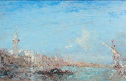 FELIX ZIEM (1821 - 1911)