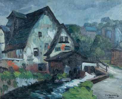 Pierre LE TRIVIDIC (1898 - 1960)