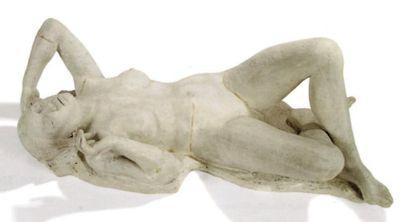 La rêveuse (La Soñadora), 1938 Plâtre original....
