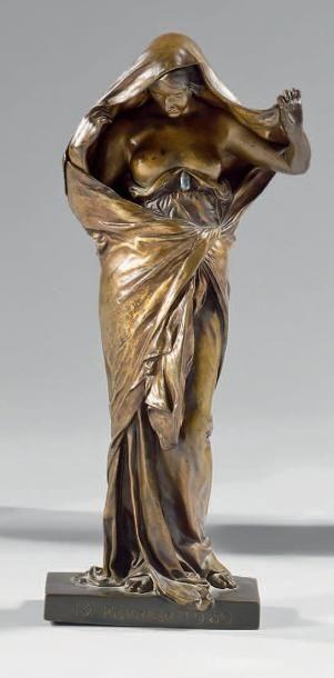 BARRIAS Louis Ernest (1841 - 1905)