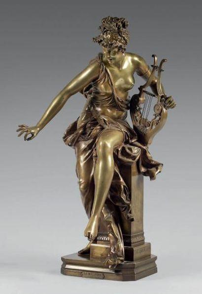 CARRIER-BELLEUSE Albert (1824 - 1887)